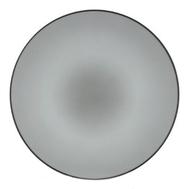 Десертная тарелка Revol Equinoxe, серая, 21.5см - арт.649494, фото 1