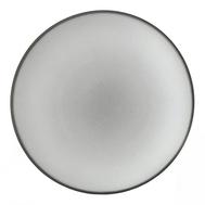 Закусочная тарелка Revol Equinoxe, серая, 24см - арт.650431, фото 1