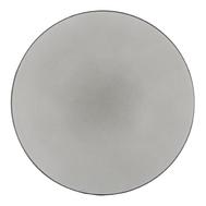 Обеденная тарелка Revol Equinoxe, серая, 26см - арт.650421, фото 1