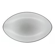Блюдо сервировочное Revol Equinoxe, серое, 35см - арт.649555, фото 1
