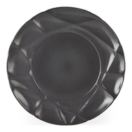 Обеденная тарелка Revol Succession, черная, 26см - арт.650727, фото 1