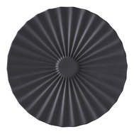 Блюдце Revol Pekoe, черное, 14см - арт.653630, фото 1