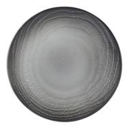 Фарфоровая тарелка Revol Swell, черная, 16см - арт.653514, фото 1
