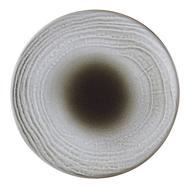 Фарфоровая тарелка Revol Swell, коричневая, 16см - арт.653515, фото 1