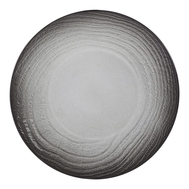 Обеденная тарелка Revol Swell, черная, 28.3см - арт.653520, фото 1
