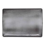 Блюдо сервировочное Revol Swell, черное, 32х23см - арт.653541, фото 1