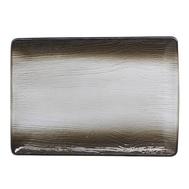 Блюдо сервировочное Revol Swell, коричневое, 32х23см - арт.653542, фото 1