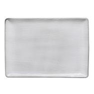 Блюдо сервировочное Revol Swell, белое, 32х23см - арт.653540, фото 1