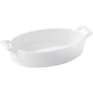 Форма для запекания Revol Belle Cuisine, белая, 0.4л, 18х12см - арт.638205, фото 1