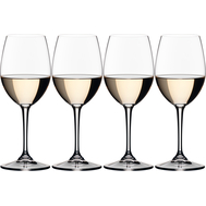 Бокалы для белого вина Riedel Vivant, 340мл - 4шт - арт.0484/01, фото 1