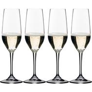 Бокалы для шампанского Riedel Vivant, 290мл - 4шт - арт.0484/08, фото 1