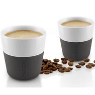 Чашки для эспрессо Eva Solo, чёрные, 80мл - 2шт - арт.501001, фото 1