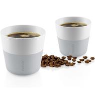 Кофейные чашки Eva Solo, серые, 230мл - 2шт - арт.501045, фото 1