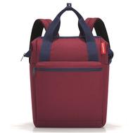Сумка-рюкзак Reisenthel Allrounder R, красный, 26х45.3х14.5см - арт.JR3035, фото 1