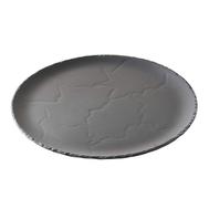 Тарелка обеденная Revol Basalt, черный фарфор, 28.5см - арт.641316, фото 1