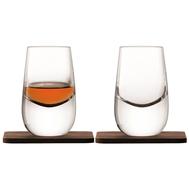 Набор шотов LSA International Whisky, на подставках, 80мл - 2шт - арт.G1213-03-301, фото 1