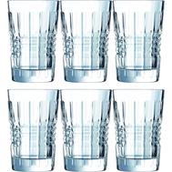 Стаканы высокие Cristal d'Arques Rendez-Vous, 280 мл - 6 шт - арт.L6629, фото 1