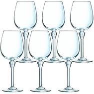 Бокалы для вина Cristal d'Arques Amarante, 350 мл - 6 шт - арт.L7446, фото 1