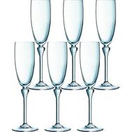 Фужеры для шампанского Cristal d'Arques Amarante, 190 мл - 6 шт - арт.L8084, фото 1