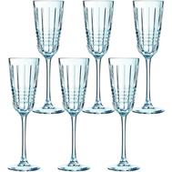 Фужеры для шампанского Cristal d'Arques Rendez-Vous, 170 мл - 6 шт - арт.L8234, фото 1