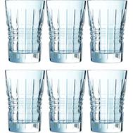 Стаканы высокие Cristal d'Arques Rendez-Vous, 360 мл - 6 шт - арт.L8237, фото 1