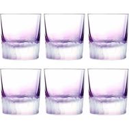 Стаканы низкие Cristal d'Arques Intuition, розовые, 320 мл - 6 шт - арт.L8644, фото 1
