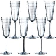 Фужеры для шампанского Cristal d'Arques Iroko, 170 мл - 6 шт - арт.N4650, фото 1