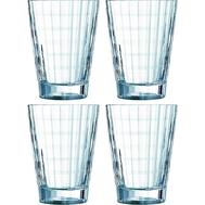 Стаканы высокие Cristal d'Arques Iroko, 280 мл - 4 шт - арт.N4854, фото 1