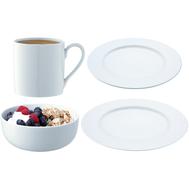 Обеденный сервиз LSA International Dine, фарфор, 4 персоны 16 предметов - арт.P215-02-997, фото 1