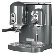 Кофемашина KitchenAid Artisan Espresso, 2 бойлера, серебряный медальон — арт.5KES2102EMS, фото 1