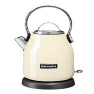 Чайник электрический KitchenAid, 1.25 л, кремовый - арт.5KEK1222EAC, фото 1