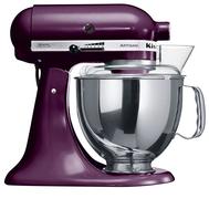Миксер планетарный KitchenAid Artisan, чаша 4.8л, фиолетовый - арт.5KSM175PSEBY, фото 1