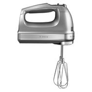 Ручной миксер KitchenAid - арт.5KHM9212ECU, серебряный, фото 1