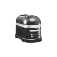 Тостер KitchenAid Artisan на 2 хлебца, черный - арт.5KMT2204EOB, фото 1