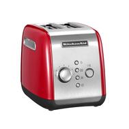 Тостер KitchenAid на 2 хлебца, красный - арт.5KMT221EER, фото 1