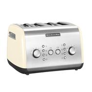 Тостер KitchenAid на 4 хлебца, кремовый - арт.5KMT421EAC, фото 1