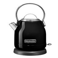 Чайник электрический KitchenAid, 1.25 л, черный - арт.5KEK1222EOB, фото 1