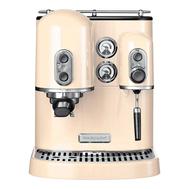 Кофемашина KitchenAid Artisan Espresso 2 бойлера, кремовая — арт.5KES2102EAC, фото 1