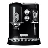 Кофемашина KitchenAid Artisan Espresso, 2 бойлера, черная — арт.5KES2102EOB, фото 1