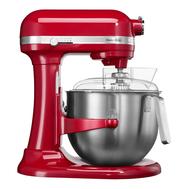 Миксер профессиональный KitchenAid Heavy Duty, чаша 6,9 л, красный - арт.5KSM7591XEER, фото 1