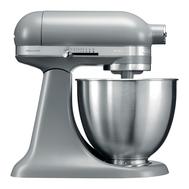 Миксер планетарный KitchenAid Mini, чаша 3.3л, серый матовый - арт.5KSM3311XEFG, фото 1