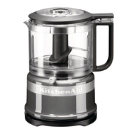 Измельчитель KitchenAid, чаша 0,8 л, серебристый - арт.5KFC3516ECU, фото 1