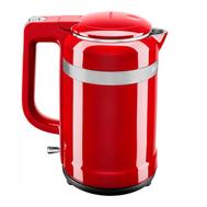 Чайник электрический KitchenAid Design Collection, 1.5л, красный - арт.5KEK1565EER, фото 1
