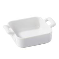 Форма для запекания Revol Belle Cuisine, квадратная, 16x16x6.5 см, белый фарфор - арт.621426, фото 1