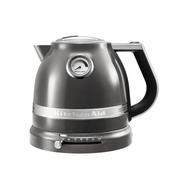 Чайник электрический KitchenAid, 1.5л, серебряный медальон - арт.5KEK1522, фото 1
