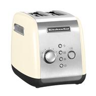Тостер KitchenAid на 2 хлебца, кремовый - арт.5KMT221EAC, фото 1