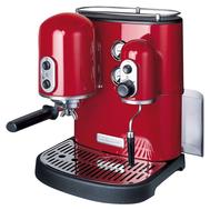 Кофемашина KitchenAid Artisan Espresso, 2 бойлера, красная — арт.5KES2102EER, фото 1