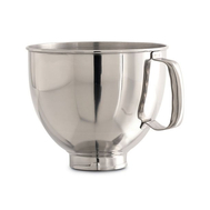 Дежа с ручкой 4.83л для миксеров KitchenAid 5KSM90, 5KSM150PS, K45SS — арт.5K5THSBP, фото 1