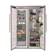 Холодильник KitchenAid, серебристый — арт.KCFPX18120, фото 1