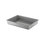 Форма для торта, прямоугольная, 33х23 см., с антипригарным покрытием, KBNSO9X13, фото 1